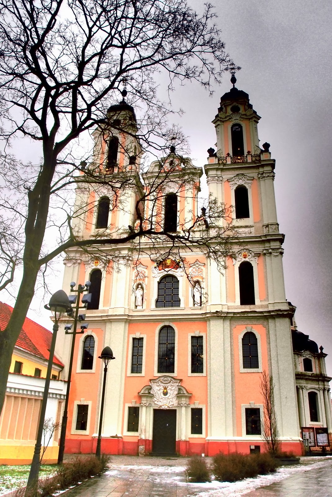 This church of St. Catherine is now a concert hall