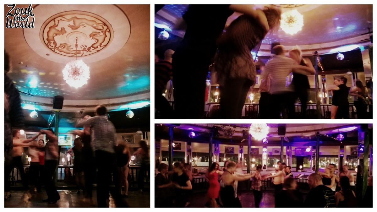 Pre-party was this year at the stylish Ravintola Kaisaniemi