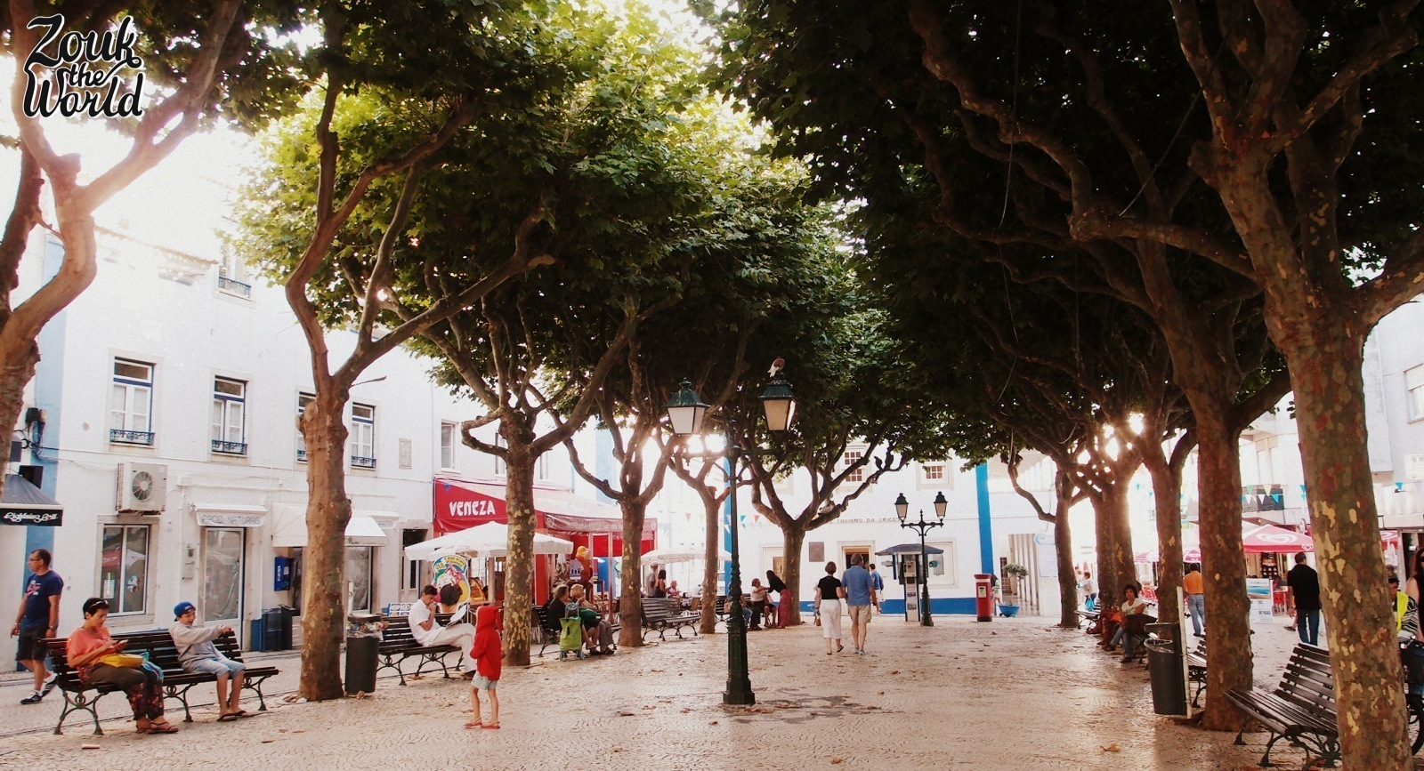 The heart of Ericeira