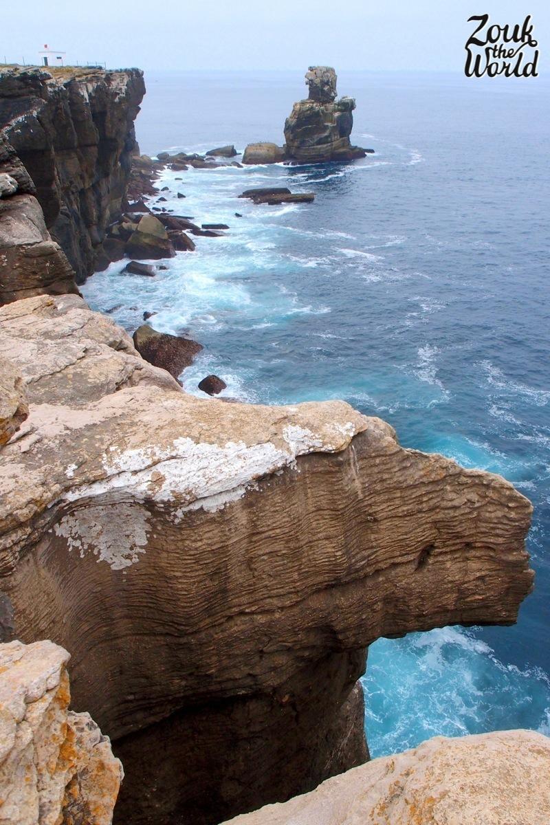 How close to the edge do you dare to go?