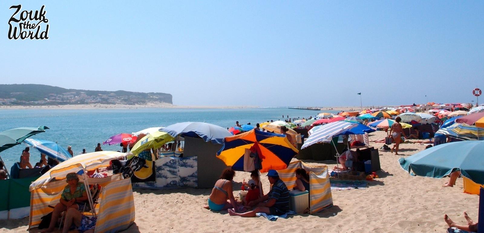 Foz do Arelho, THE northern shore of the lagoon, the POINT WHERE THE LAGOON MEETS THE ATLANTIC