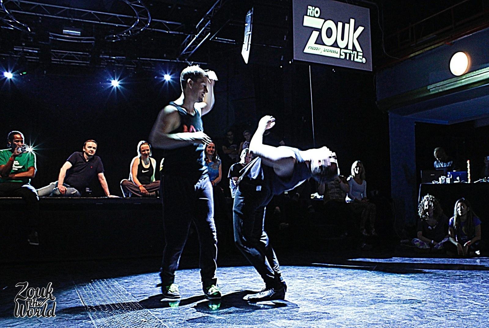 Mzouk Demo by Daniel and Ossi