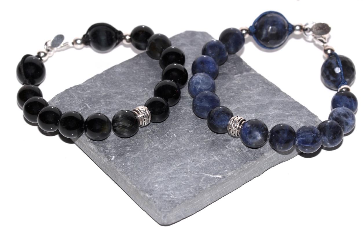 Bracelets Largesse de l'atelier JAWERY