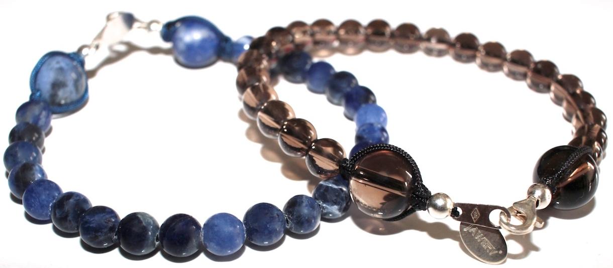 Bracelets Discrétion de l'atelier JAWERY