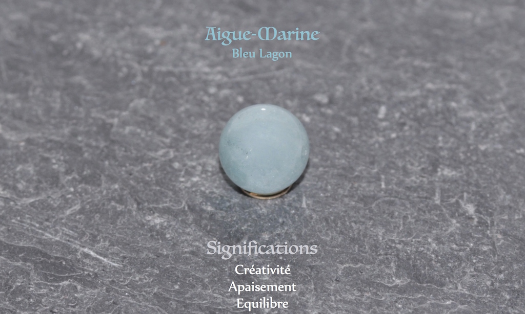 JAWERY - Aigue Marine
