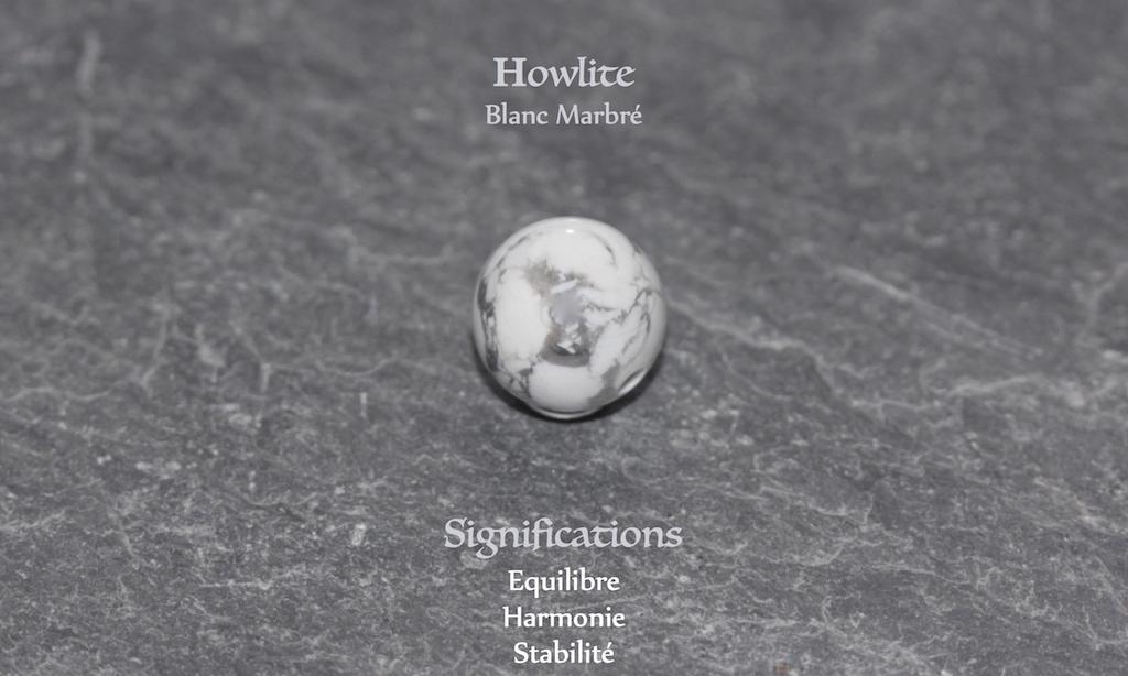 JAWERY - Howlite