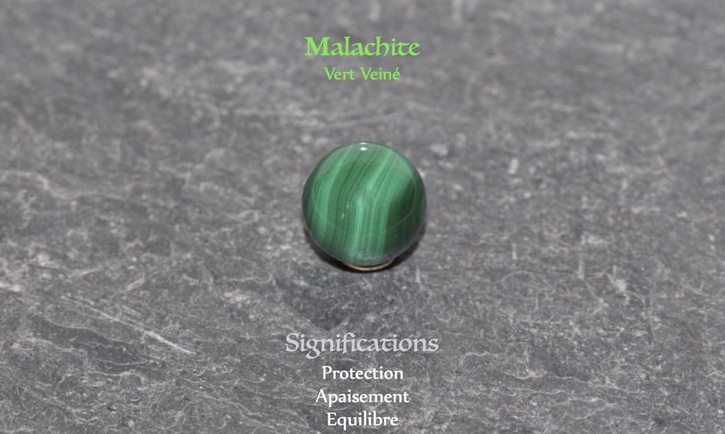 JAWERY - Malachite