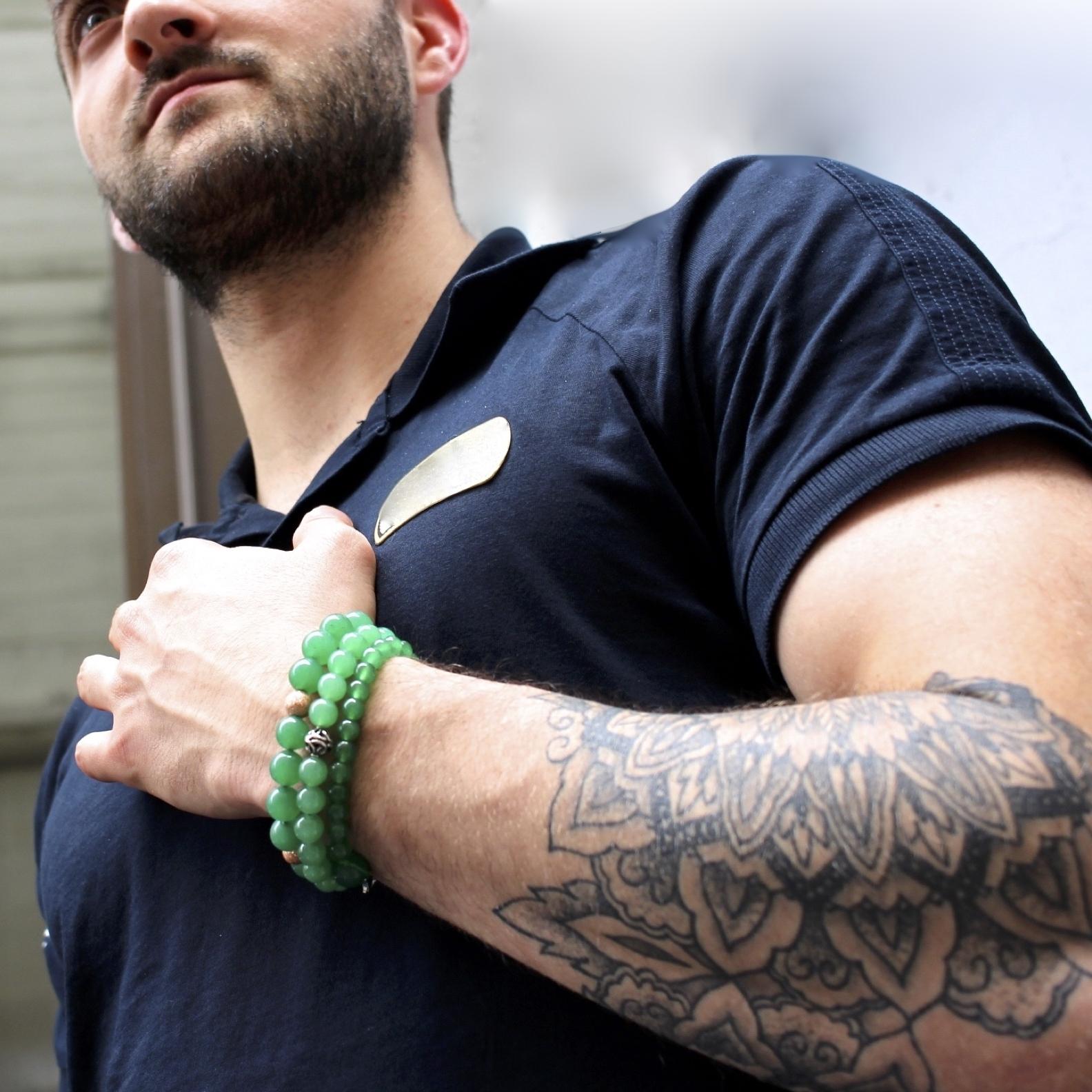 Bracelet pour homme de l'atelier JAWERY