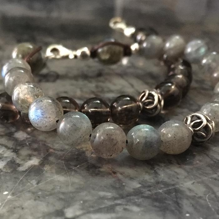 Bracelets Aequilibrium de l'atelier JAWERY