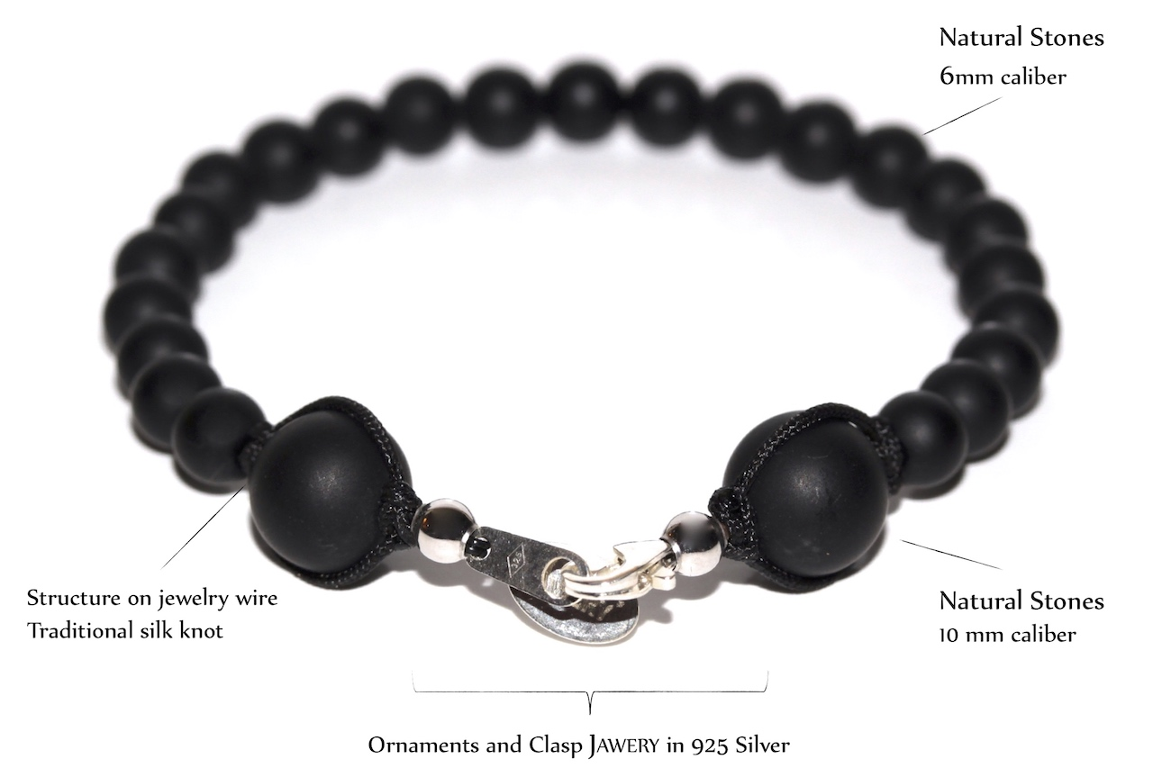 Discretion Onyx unique assembly from JAWERY