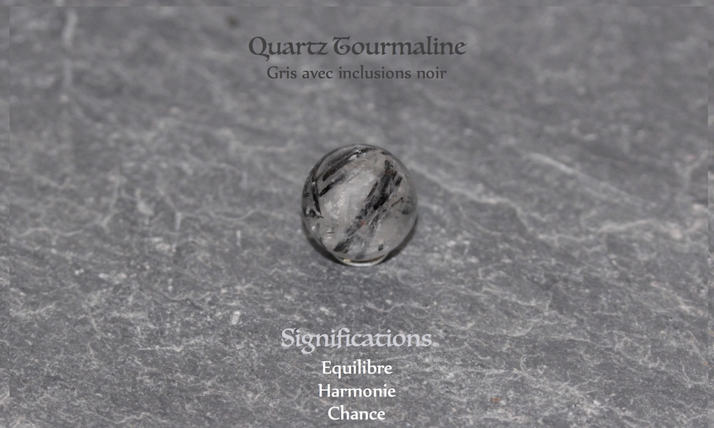 Healing powers of tourmaline quartz from JAWERY