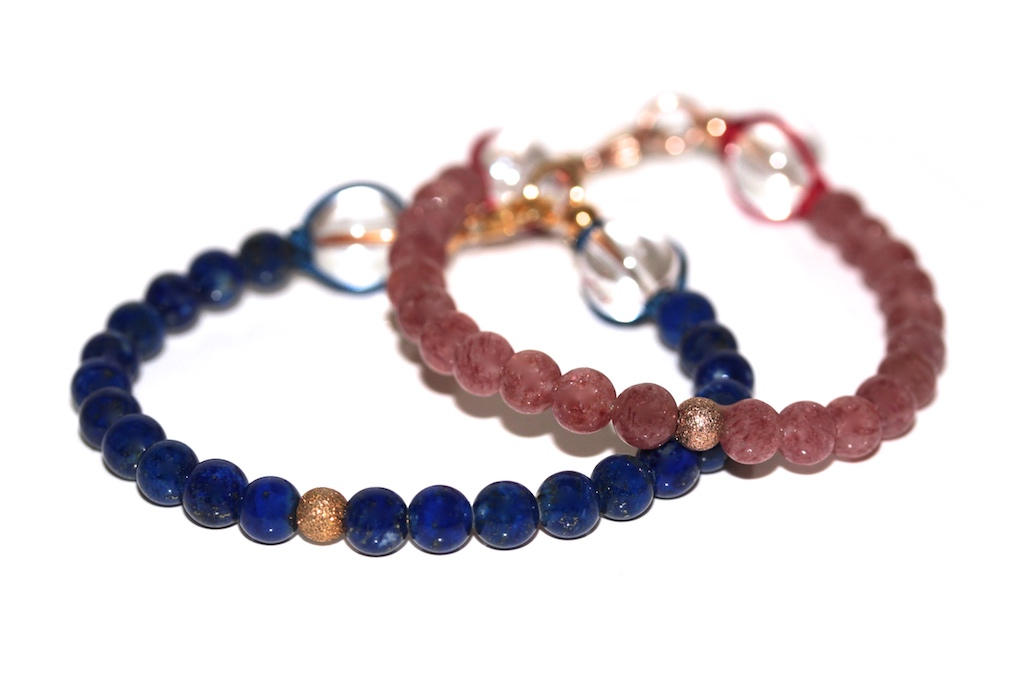 Precious bracelets from JAWERY Paris