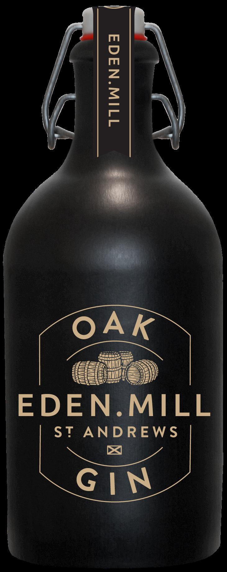 Oak Gin . Aged in Oak . 500ml . €39