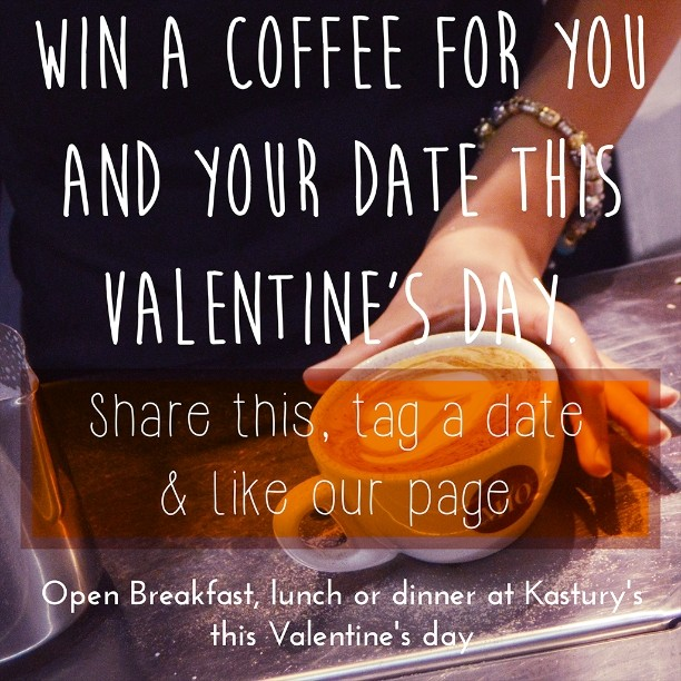 Valentine's Day Competition!Win a coffee date with someone special. #Like #Tag #Share for your chance to win! *inbox for details of terms and conditions#CompetitionTime #ValantinesDay #Valentine #Coffee #Date #CoffeeDate #Brisbane #Beenleigh