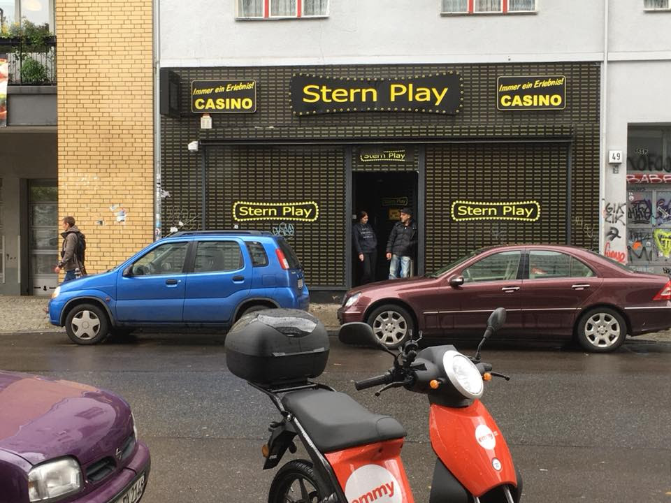 One of the many casinos in a MoveIn patch in Kreuzberg, Berlin. A couple has been intentionally living there for five years and are heavily involved in prayer for the neighbourhood.