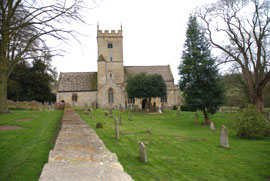 Nearby the 11th Century Church