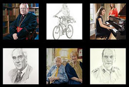 Simon Taylor (Portrait Painter) Willersey Broadway Tel: 07733 433272