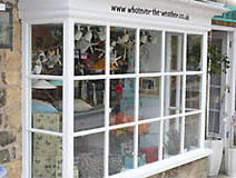 Whatever The Weather 51A High St WR12 7DP Tel: 01386 852532  Gifts and homewares
