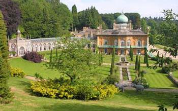 Sezincote House and Garden