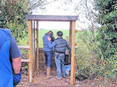 clay pigeon shooting broadway worcestershire