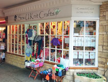 Sew U Knit Crafts  2 Cotswold Court WR12 7AA  Tel: 01386 853779 Gifts & craft ideas