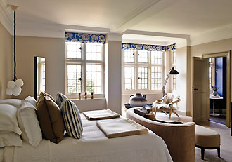 Birch Bedroom