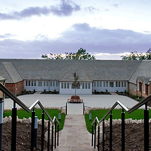 The Fish Hotel 67 bedrooms 5 meeting rooms Largest for up to 120 guests
