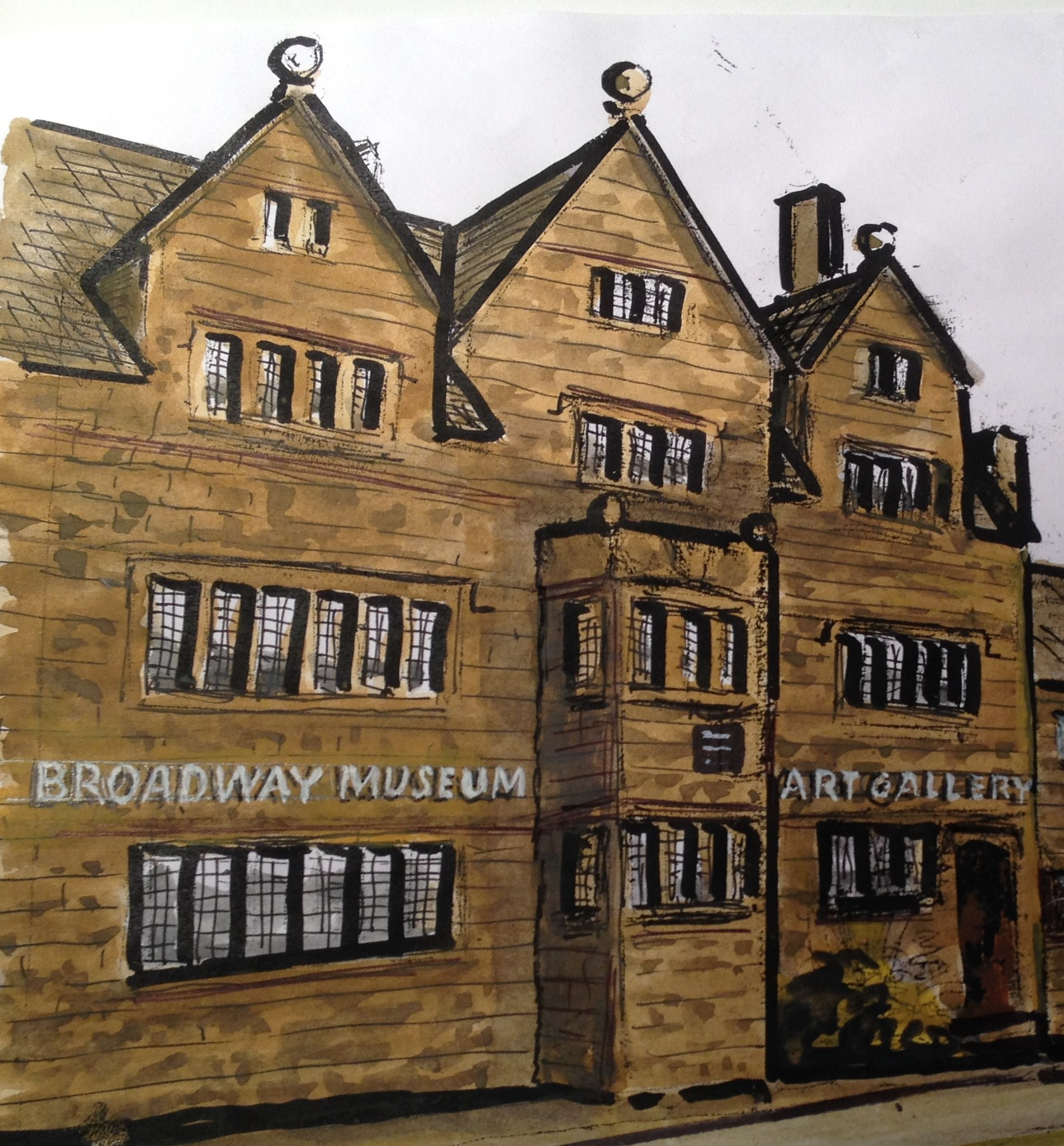 Broadway Museum and Art Gallery