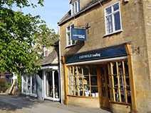 Cotswold Trading 36 High Street Broadway, WR12 7DT Tel: 01386 853331 Gifts and homewares  www.cotswoldtrading.com