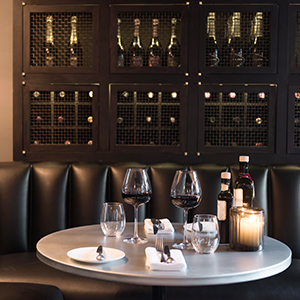 The Lygon Wine Bar at The Lygon Arms Hotel