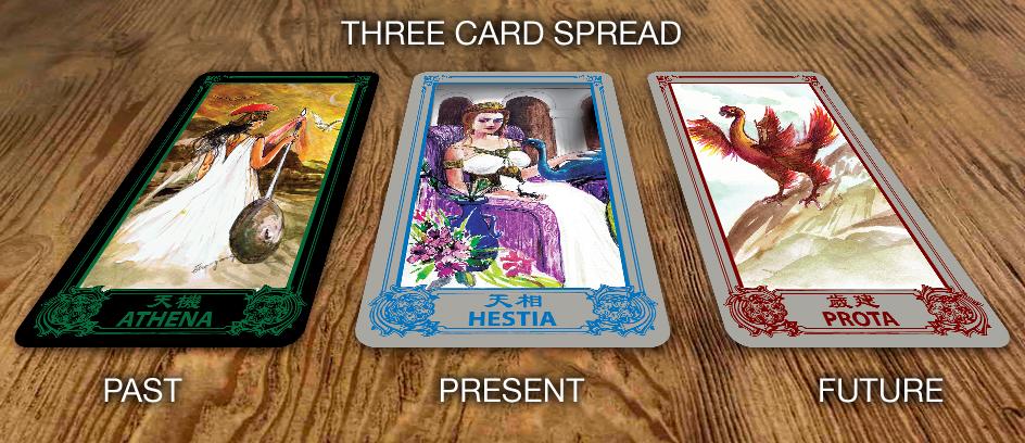 Three Card Spread