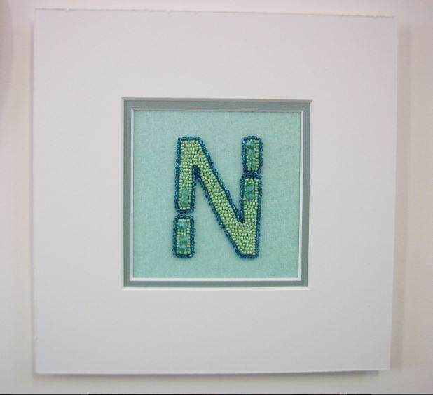 beaded letter n.JPG