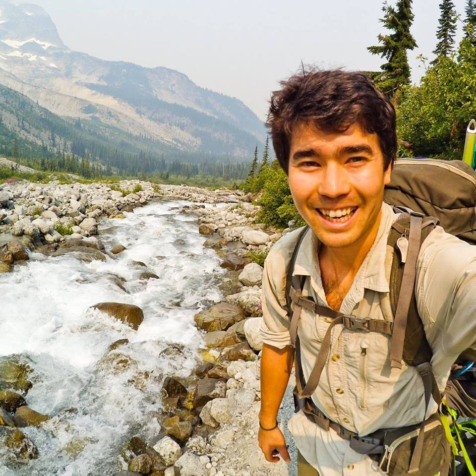 John Chau - Photo used with permission from Covenant Journey