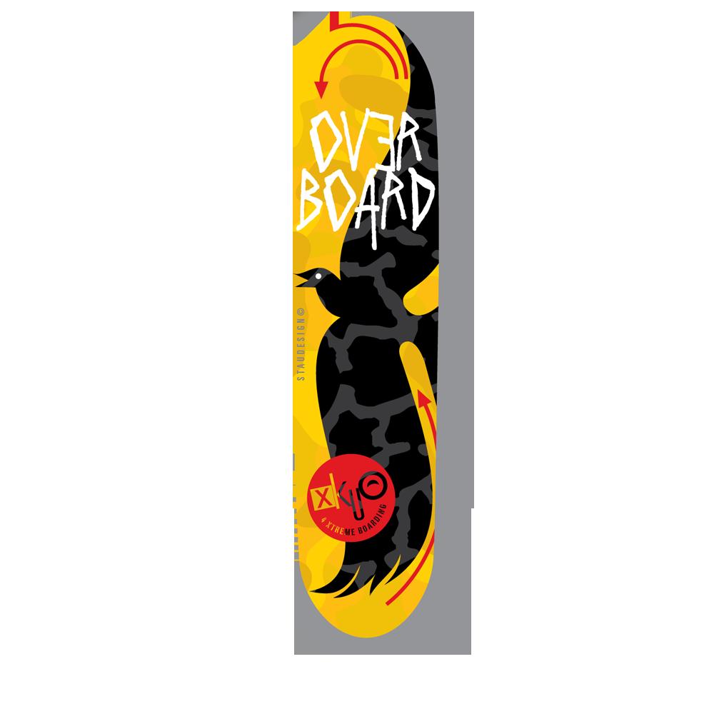 Overboard Skateboard