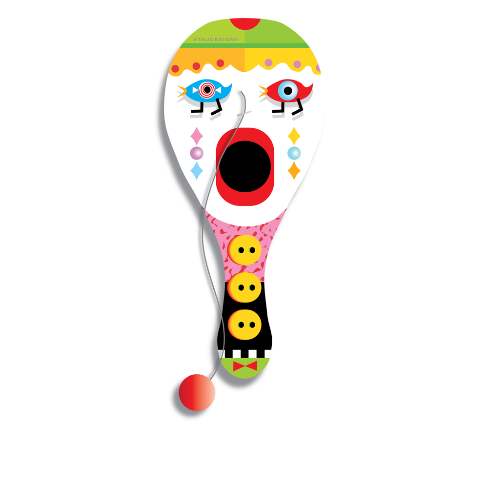 Paddle Face-Proposed Toy Design