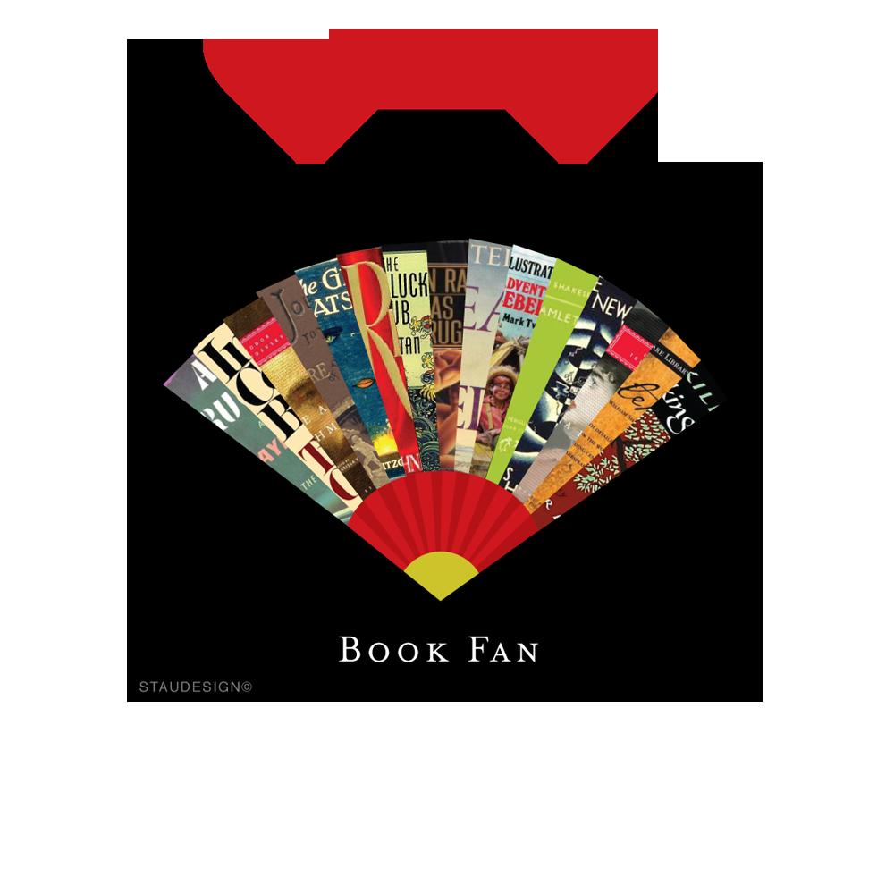 Book Fan-Proposed Book Tote Design