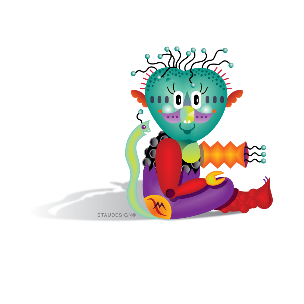 Baby Alien-Proposed Toy Design