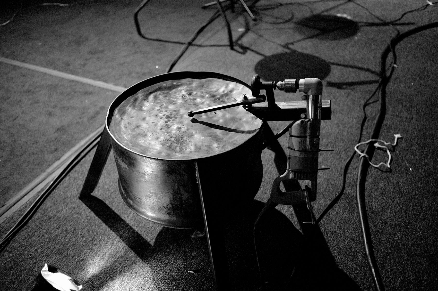 That Insistent Drum