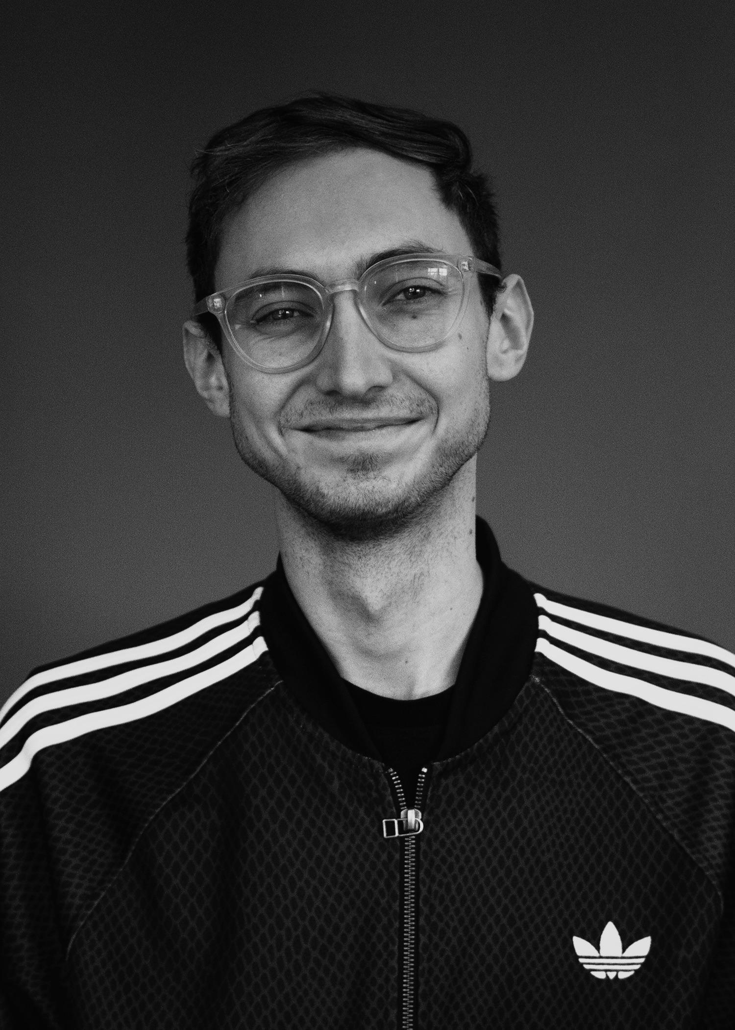Jamie Rusiti, Senior Editor/Art Director