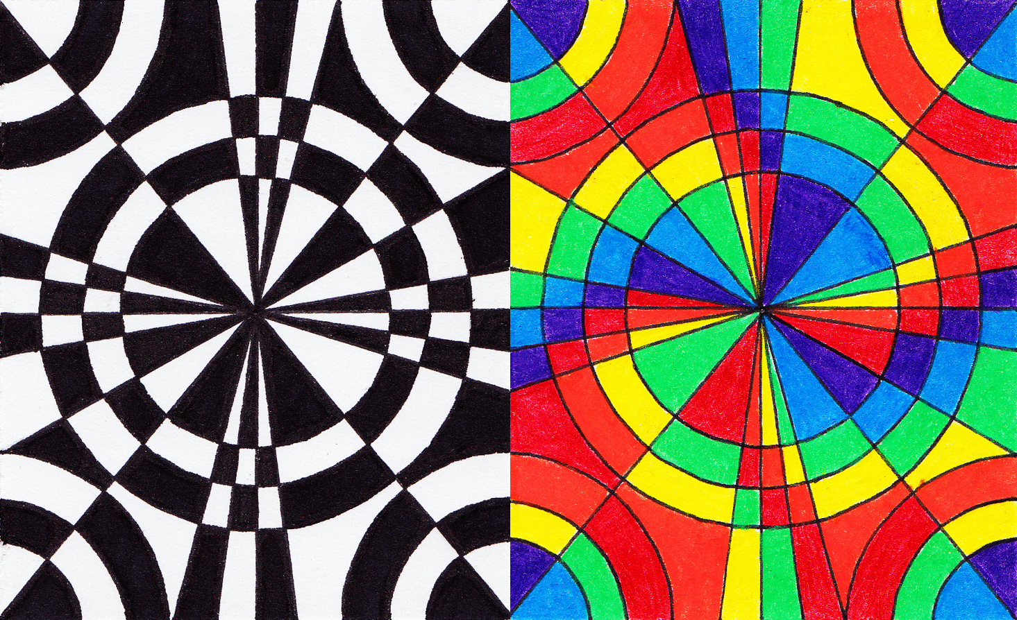 Geometric Pattern (2012)