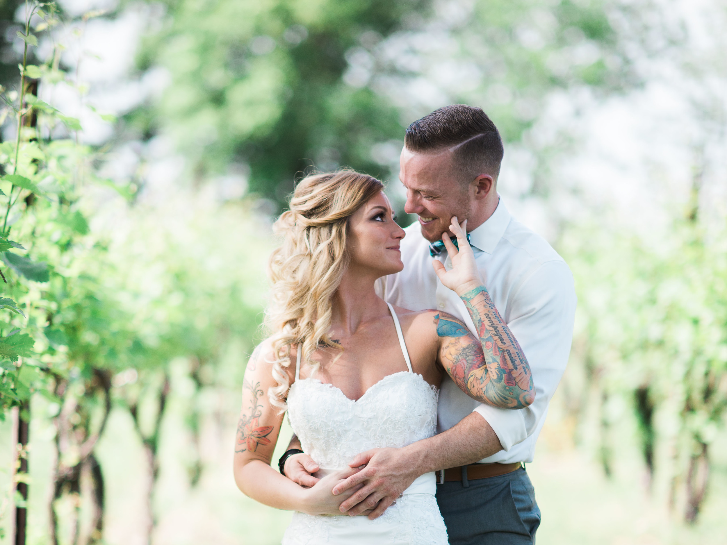 getting married at monterre vineyards