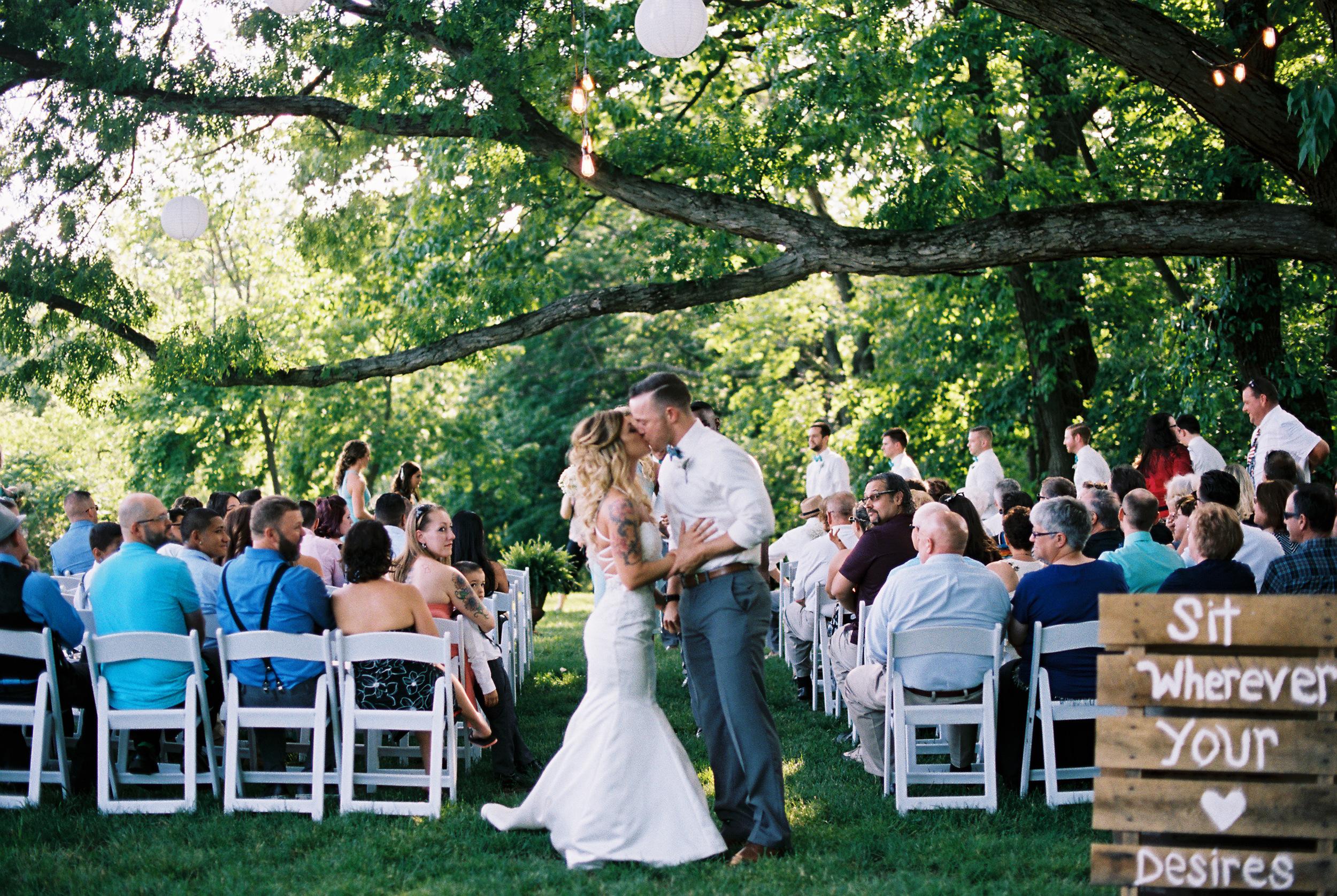 monterre vineyards wedding day