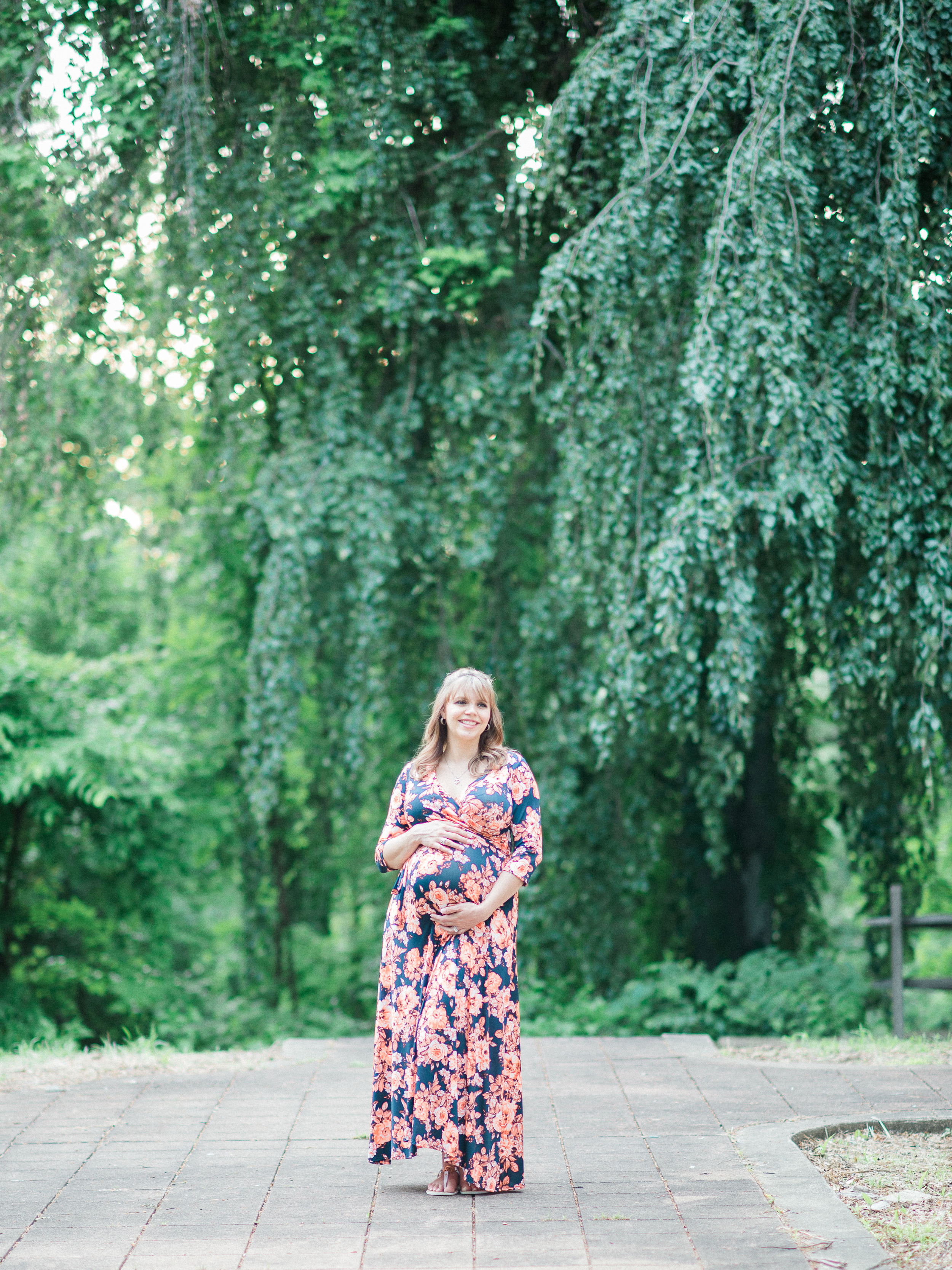Bethlehem maternity photographer