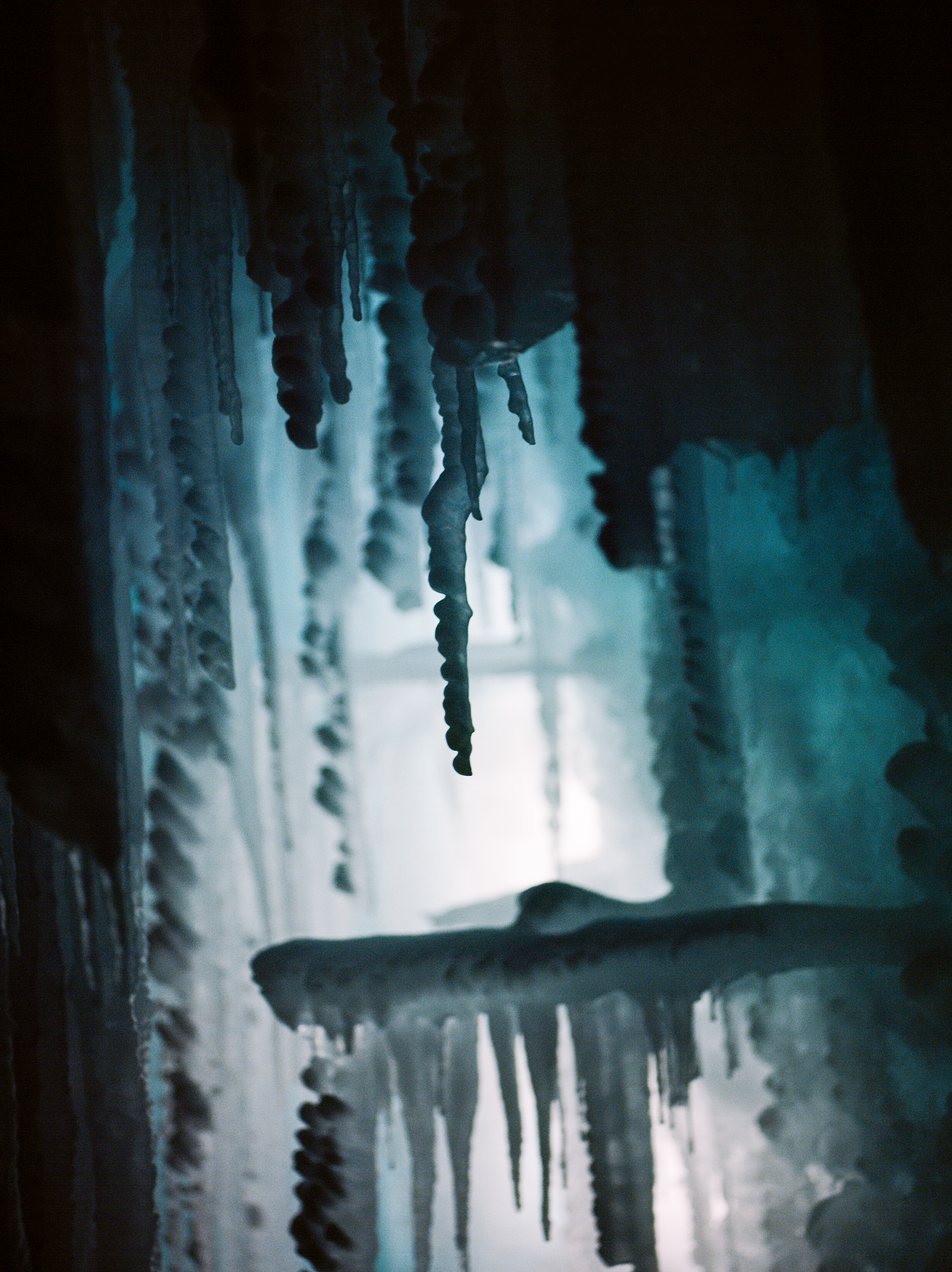 ice castles utah photographer