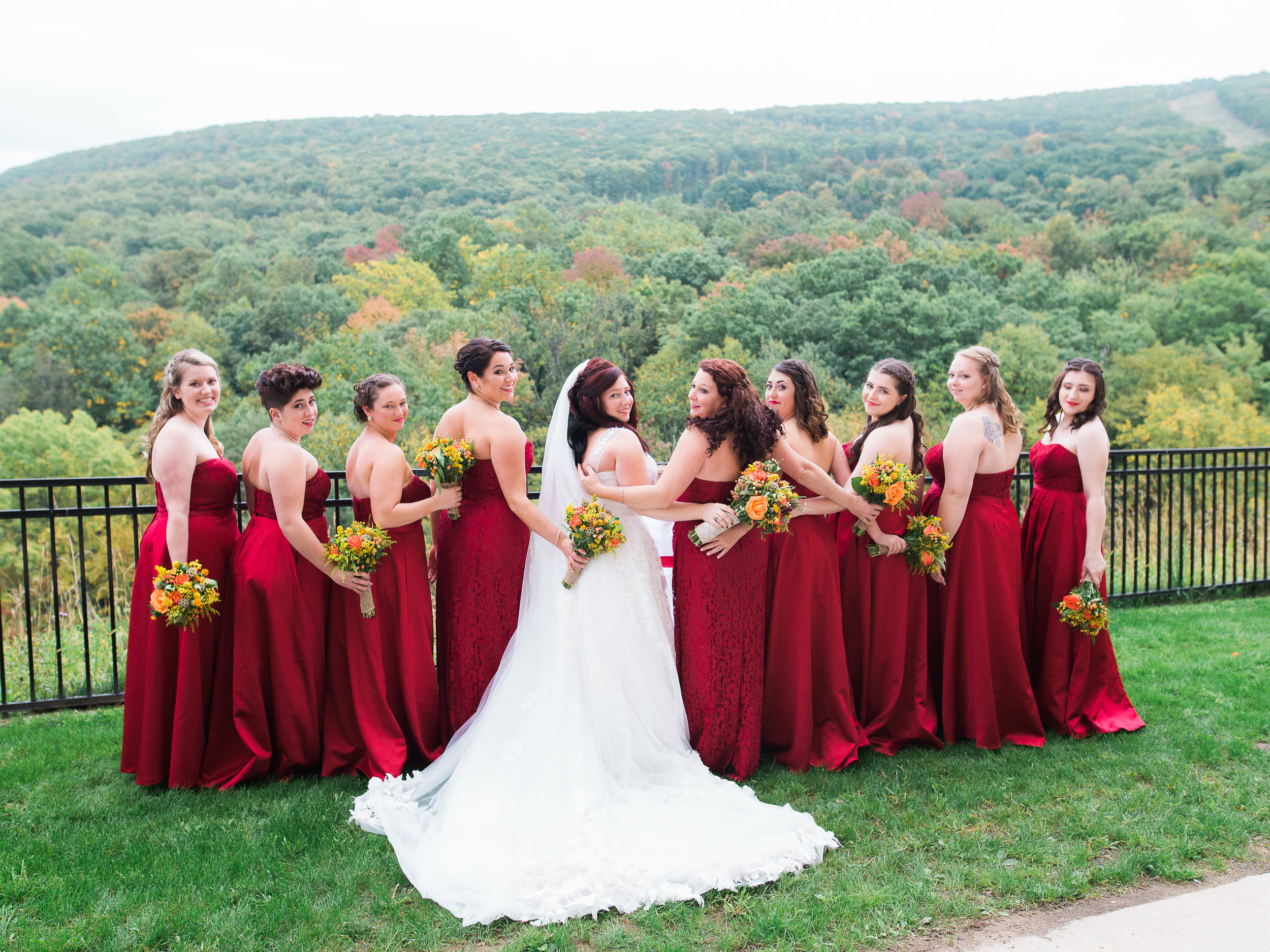 camelback mountain ski resort weddings