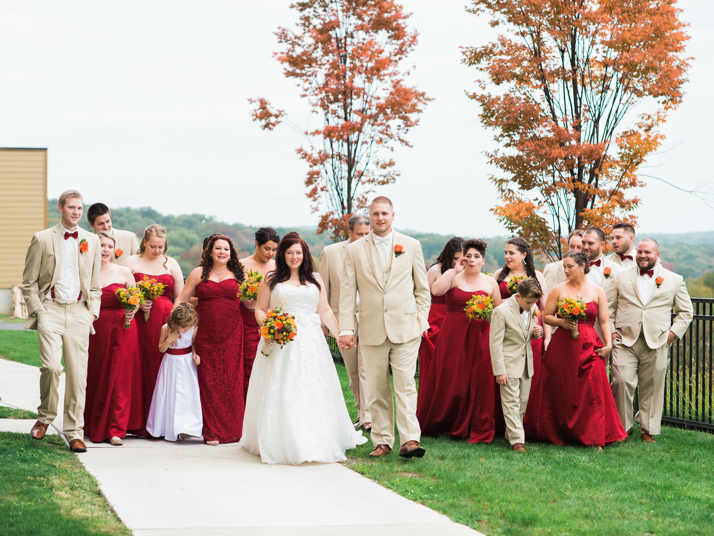 wedding days camelback mountain