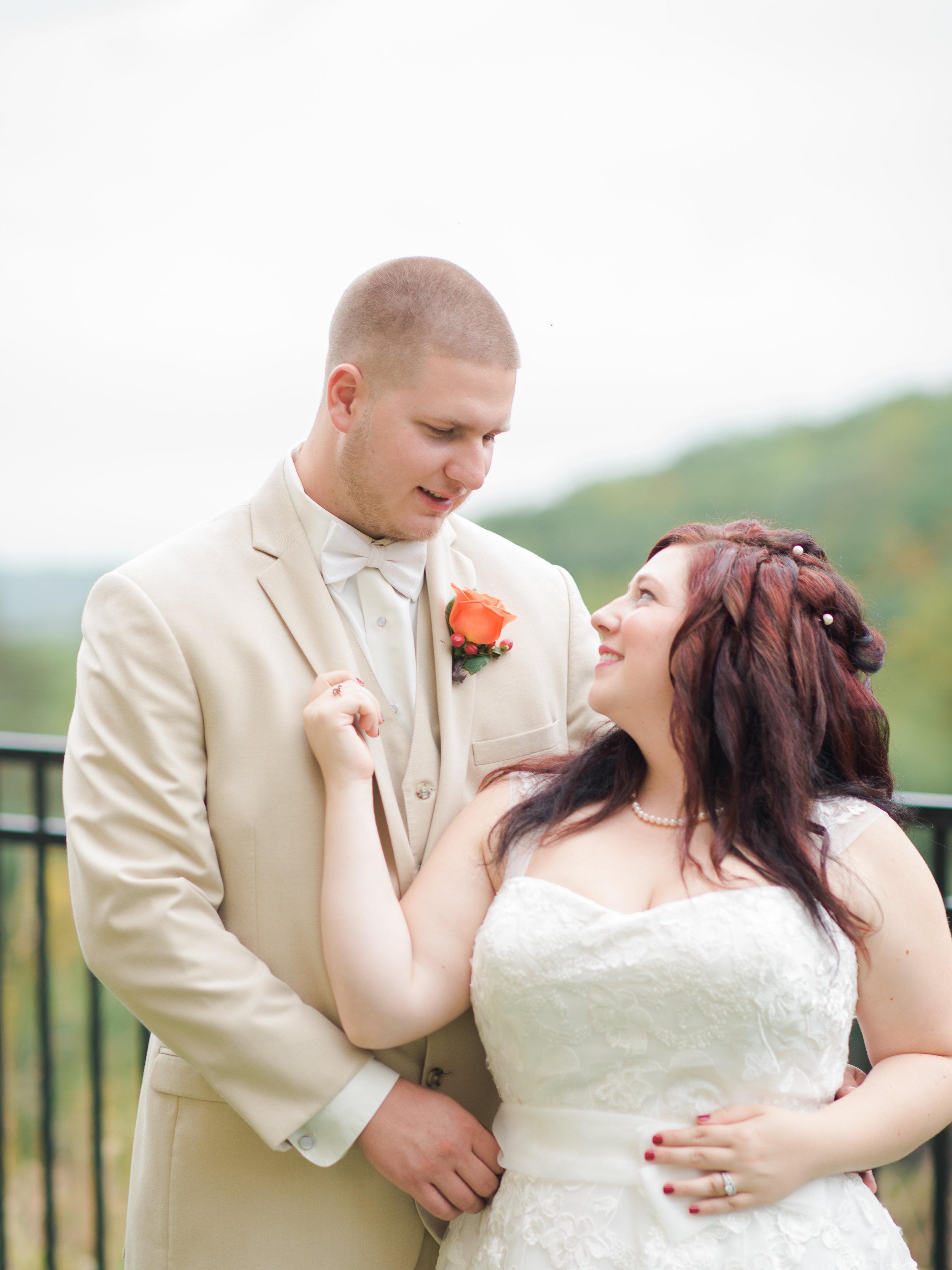 wedding at camelback mountain