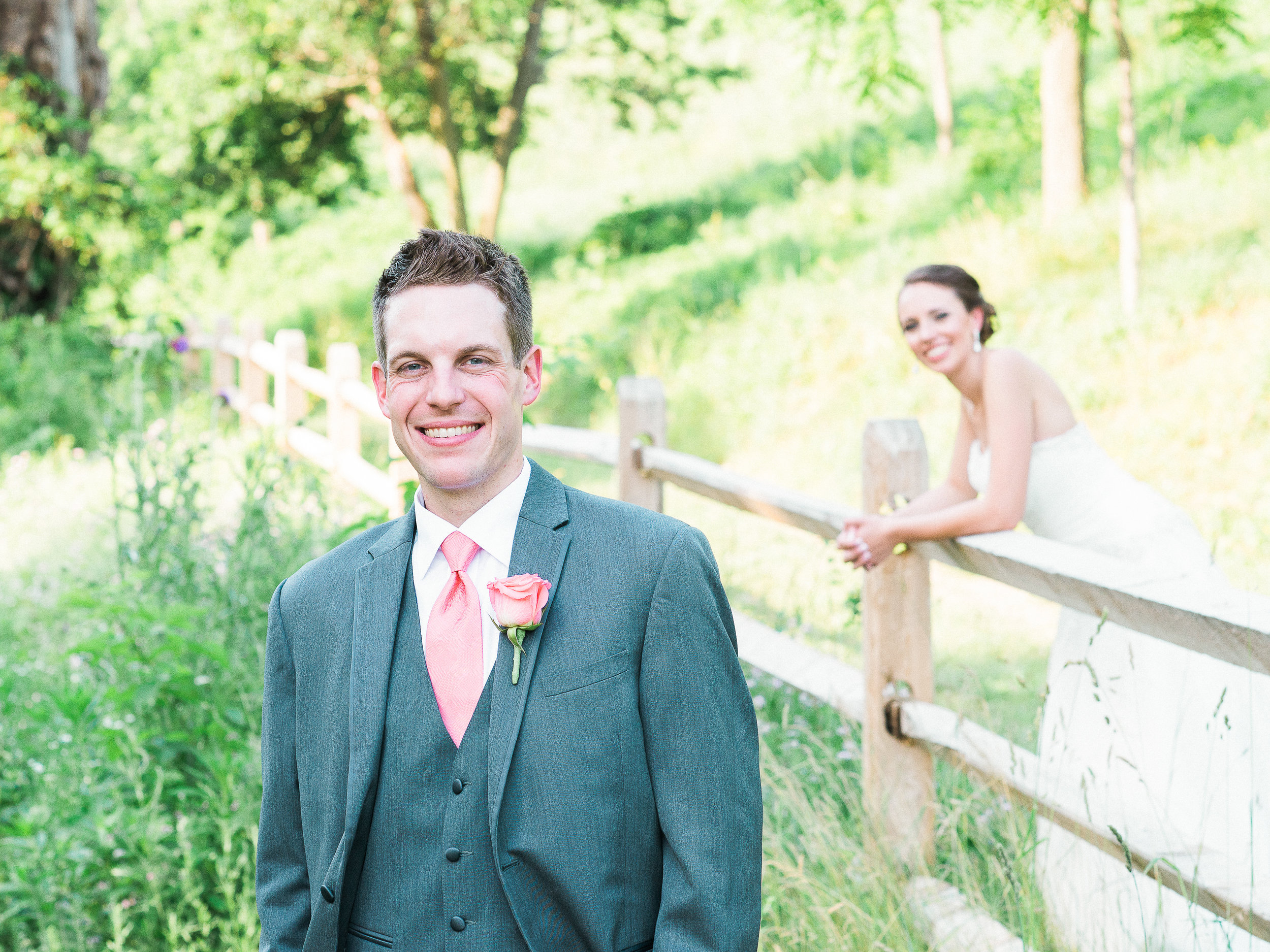 wedding photographer in Easton