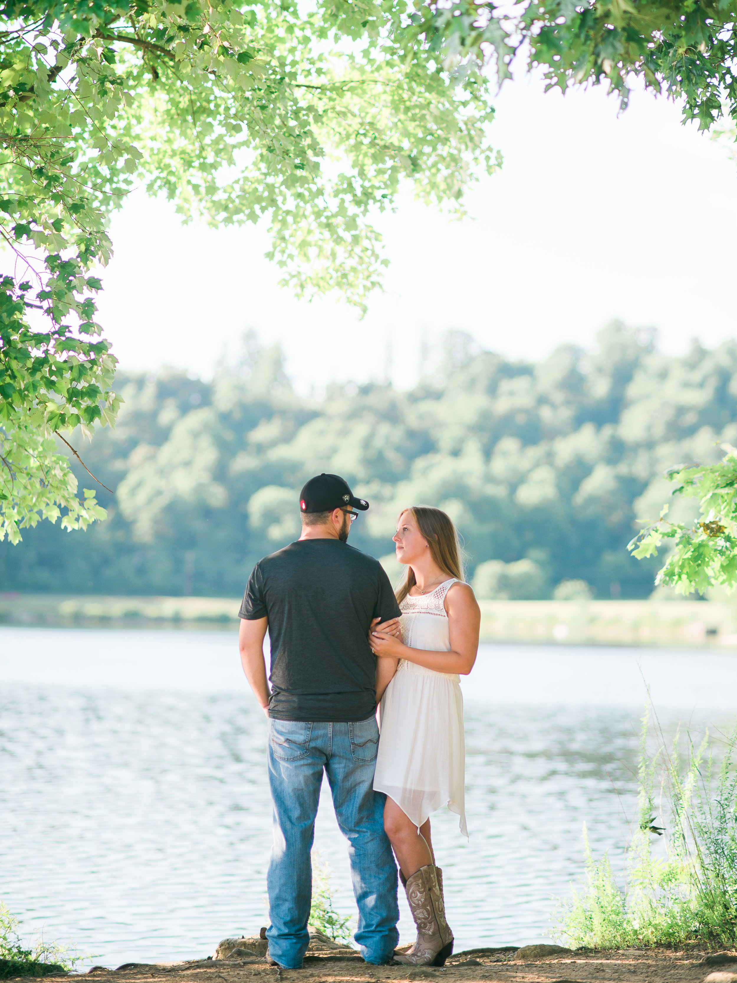 engagement pics in oxford nj