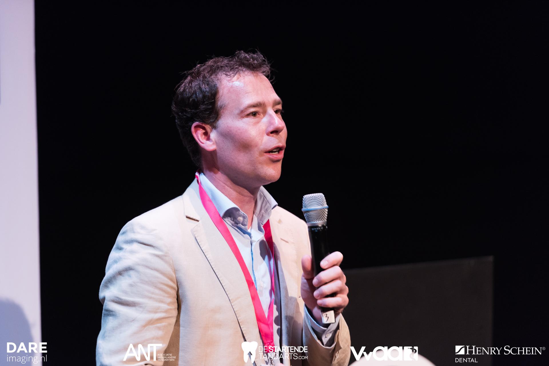 Michiel Lieshout | Kickstart 360º & Kickstartcafé Amsterdam